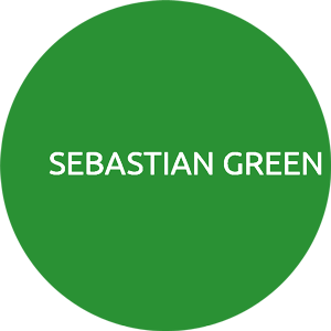 Sebastain Green circle logo